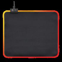DELTACO GAMING RGB peles paliktnis, 32x27cm, 6xRGB režīmi, 7xStatic režīmi, bla
