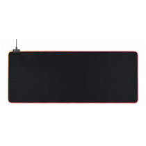 DELTACO GAMING RGB peles paliktnis, 90x36cm, 6xRGB režīmi, 7xStatic režīmi, bla