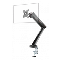 DELTACO viena monitora ar atsperi darbināms Pro spēļu monitora svira