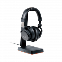 Qi charger COOLER MASTER with headphones stand / MPA-GS750-00-C1