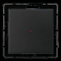 Wall transmitter NEXA ELKO/Exxact, 433.92MHz, black / GT-773