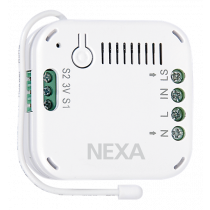Nexa Z-Wave built-in receiver, relay (on / off), white / GT-779
