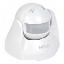 Motion detector NEXA SP-816, Z-Wave Plus, IP44, white / GT-886
