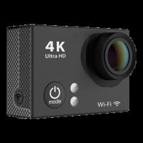Sporta kamera DELTACO H2, 4K, melna