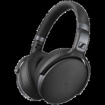 Headphones Sennheiser HD 4.40BT wireless, bluetooth, on-ear, microphone, NFC, aptX, black HD-440BT / HD-440BT