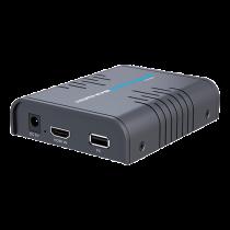 120m HDMI KVM paplašinātājs, izmantojot tīkla kabeli