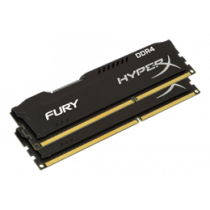 HyperX FURY - DDR4 - 16GB: 2 x 8GB - DIMM 288-pin Kingston HX426C16FB2K2/16 / KING-2413