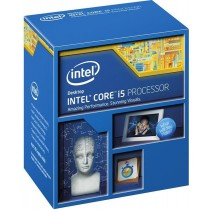 Processor Intel Core i5 4670, BX80646I54670 / CPU-247