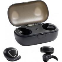 Technaxx Musicman BT-X39 True Wireless In-ear Headset, Waterproof Black / BT-X39