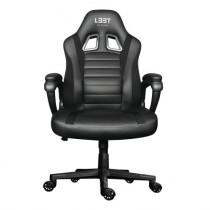 Encore spēļu krēsls - melns PU
