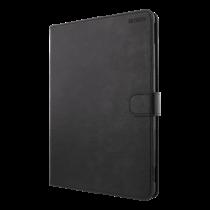 "DELTACO iPad ādas apvalks ar statīvu, iPad Air 10,5 ""/ Pro 10,5"", melns"