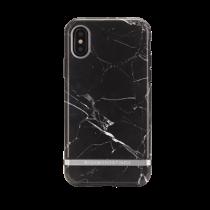 Marmora korpuss, sudraba detaļas, iPhone X / XS Richmons / IPX-064