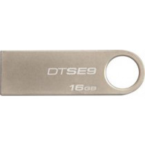 Kingston 16GB USB 2.0 DataTraveler SE9 (šampanietis)