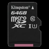 MicroSD Kingston SDC10G2/64GBSP, 64GB / KING-1937