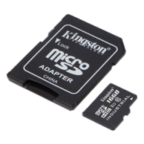 MicroSDHC Kingston SDCIT/16GB, 16GB / KING-2047