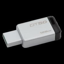 USB memory Kingston, 128GB, DT50/128GB / KING-2106