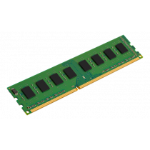 RAM Kingston DDR4, 16GB, DIMM, 2400 MHz / PC4-19200, CL17, 1.2V KCP424ND8/16 / KING-2351