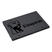 "SSD Kingston A400 120GB, 2.5 "", SATA 6Gb/s, black / KING-2365"