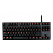 Keyboard Kingston HyperX Alloy FPS Pro, USB, black HX-KB4BL1-US/WW / KING-2604