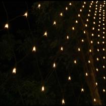 Aizkaru apgaismojums, 120x150 cm, 120 LED, adapteris, WW