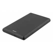 "External enclosure DELTACO 2.5"", USB-C SATA/SSD, USB 3.1, black / MAP-GD48C"