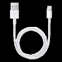 Apple Lightning cable, 0.5m, bulk, whit ME291ZM/A-BULK