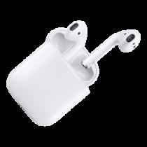 Apple iPhone AirPods, Wireless Headphones, Bluetooth, White MMEF2ZM/A