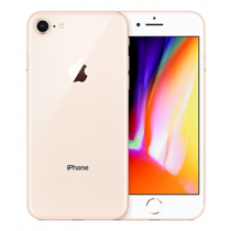 "Apple iPhone 8, 64GB, 4.7 ""HD Retina Display, Gold / MQ6J2QN/A"