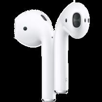 Apple AirPods (2. paaudze) ar bezvadu uzlādes lietu