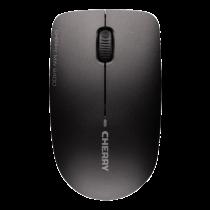 Cherry MW 2400, trådlös 3-knappars mus med scroll, batteriindikator