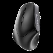 Cherry MW 4500 Kreisā ergonomiskā vertikālā pele kreisajai rokai