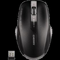 Cherry MW 2310, trådlös mus med 5-knappar, USb nano-mottagare, svart