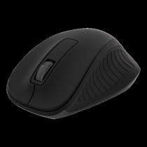 Mouse DELTACO, wireless, 1200 dpi, black / MS-710