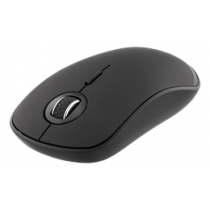 Silent Wireless Mouse DELTACO / MS-900 Black