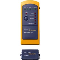 Cable tests Fluke MicroMapper RJ45, yellow / blue / MT-8200-49A