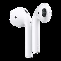 Apple AirPods (2. paaudze) ar lādēšanas lietu