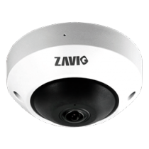 Camera Zavio, network, indoor, white / P4520