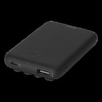DELTACO barošanas bloks 5000 mAh, līmējams, 1x USB-A