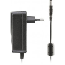 AC Adapter DELTACO 100-240V, AC 50/60Hz, 1.5m, black / PS12-20A
