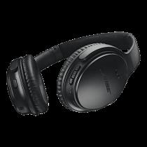 Headphones Bose QuietComfort 35 II Wireless, black / QC35IIBLACK