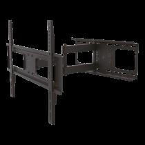"""Qnect väggfäste för TV/skärm, 32-75"""", max 50kg, 3 leder, svart"""