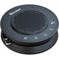 Accutone speaker for conference call, USB, UC / Skype, black  ZA-R1M / R1M