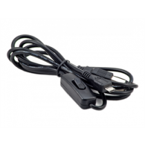 USB cable with on / off switch for  Raspberry Pi CAB-0048 / RPI-1037