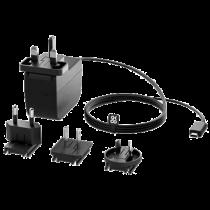 OKdo Power adapter for Raspberry Pi 4 Model B, USB-C, 3A, black / RPI-1066