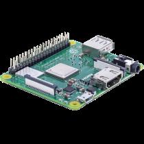 Raspberry Pi 3 Modelis A, Bluetooth, Wi-Fi, 512 MB RAM