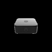 Quattro case for Raspberry Pi B + / 2/3, black   Pi ASM-1900039-21 / RPI-BOX27