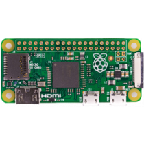 Separate GPIO pin list, microSD Raspberry Pi Zero green / RPI-ZEROH
