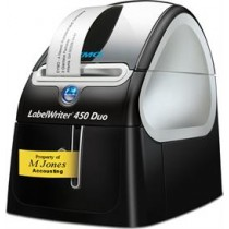 Printer DYMO LabelWriter 450 DUO, 71 label per min / S0838950