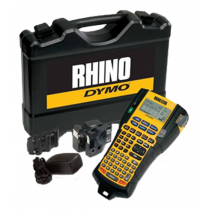 DYMO RhinoPRO 5200 kit with bag, black / yellow  / S0841400