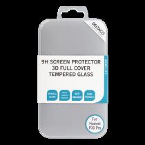 DELTACO ekrāna aizsargs Huawei P30 Pro, 3D izliektam stiklam